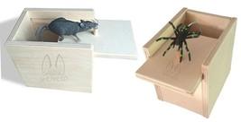 Mouse & Spider Surprise Box ~ 2 Practical Joke ... - $49.47