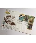 Sri Lanka Kumana National Park Set of 2 Sri Lanka Stamp First Day Covers - $5.11