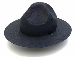 Stratton THE LAWMAN Genuine Milan Police/State Trooper/Campaign Hat S40 - $42.70