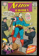ACTION COMICS #352 1967- SUPERMAN-PETRIFIED VG/FN - $44.14
