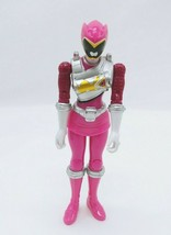 """Power Rangers Dino Charge - 5"""" Dino Drive Pink Ranger Action Figure - $9.74"""