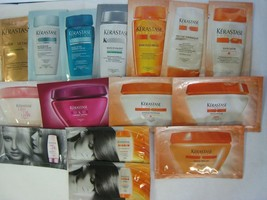 Kerastase Product Samples All Hair Types **Choose your Sample**Twin Pack* - $11.70