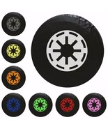 Star Wars Galactic Empire Cog Tire Cover - STANDARD - Need Tire Size and... - $59.95