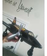 VINTAGE 1979 Tonka HAND COMMANDER Toy Turbo Prop Propellor Air Plane Bla... - $14.84