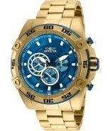 Invicta Men's 25536 Speedway Gold-Tone Stainless Steel Watch - £96.67 GBP