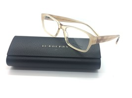 Burberry Beige Eyeglasses B 2127 3377 54 mm Designer  Demo Lenses - $89.97