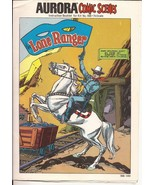 Aurora Comic Scenes Lone Ranger Instruction Booklet Only for Kit #188 - $24.95