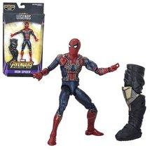 Avengers Marvel Legends 6-in Iron Spider Hi-Articulation Action Figure, Hasbro - $24.99