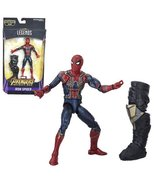 Avengers Marvel Legends 6-in Iron Spider Hi-Articulation Action Figure,... - €22,10 EUR