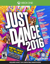 JUST DANCE 2016  - Xbox One - (Brand New) - $49.92