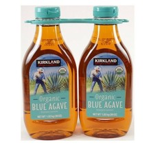 Kirkland Organic Blue Agave 36 Oz Bottles (2 Pack) - $39.95
