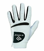 Bionic Relaxgrip Golf Glove; Black Palm; New In Package - $25.20