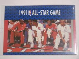 "1991 FLEER - 1991 ALL-STAR GAME - ""Enemies - A Love Story"" Card #233 - $8.00"