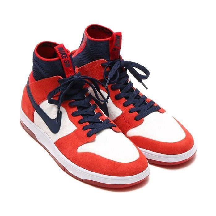 detailed look 0e1fd aa28b Nike Men s SB Zoom Dunk High ELite Sneakers and 50 similar items. S l1600