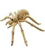 Scary Spider Skeleton Toy Halloween Decoration Bar Haunted House Party P... - £5.56 GBP