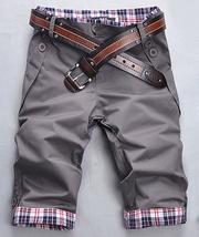 Men Summer Fashion Leisure Short Pants Causual Comfort High Quality Pants image 4
