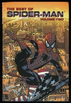 Best of Spider-Man Vol 2 Marvel Hardcover HC HB Peter Parker John Romita Jr. art - $69.00