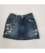 Est 1989 Place Jean Skirt Girl Size 12 Mos  - $9.80