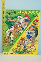 1970 Los Angeles Dodgers Official Baseball Yearbook #LA70 - $20.79