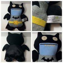 "Ugly Doll ICE BAT Batman DC Comics Gund Uglydoll 10"" Plush Unplayed With... - $16.82"
