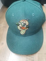 Greensboro Grasshoppers Minor League baseball 59Fifty New Era fitted hat... - $20.57