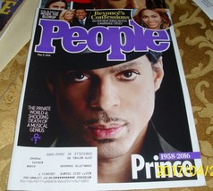 People Magazine Farewell to PRINCE His Private World & Shocking Death De... - $9.79