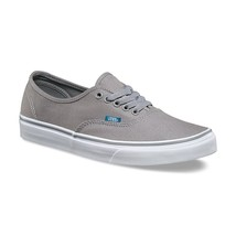Vans Unisex Authentic Pop Canvas Crown Blue White Skate Shoes Mens 8 Womens 9.5 - $49.99