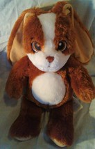 "Build a Bear COCOA CREME BUNNY Rabbit Plush Animal 17"" Tall from 2017 - $47.96"