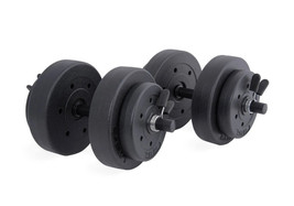 Newest CAP Barbell 40-Pound Vinyl Dumbbell Set - Ready to Ship image 3