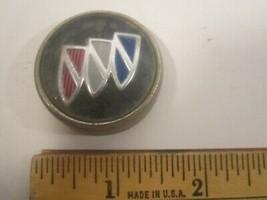 Vintage Plastic Car Emblem BUICK LeSABRE Tapered base [Y64G1] - $18.24
