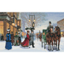 Dimensions/Gold Collection Counted Cross Stitch Kit Alan Maley's Gracious Era - $46.00