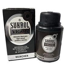 Sukrol Vigor Testosterone Booster Libido Last Longer in Bed for Men (Cha... - $29.39
