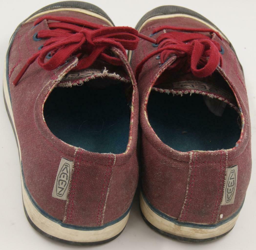 Keen Coronado Red Dahlia Women's Lace Up Shoes Sz 9.5 M image 5