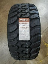 35x13.50R22LT Patriot M/T 10PLY 121Q LOAD E (SET OF 4) - $1,299.99