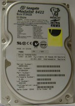 ST38422A Seagate 8.4GB 3.5in IDE Drive Tested Good Free USA Shipping