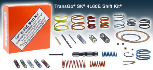 Primary image for SK 4L60E 4L65E SHIFT KIT GM Chevrolet Heavy Duty
