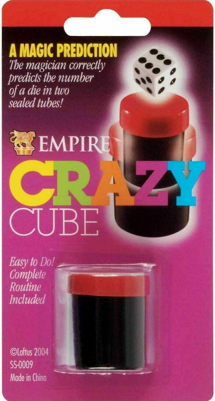 Loftus Magic Empire Crazy Cube Trick Easy To Do Magic Trick