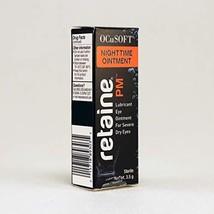 OCuSOFT Retaine PM Nighttime Ointment 3.5 Gram, Lubricant Eye Ointment f... - $12.48