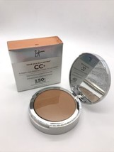 IT Cosmetics CC+ Airbrush Perfecting Powder ~ RICH ~ 0.33 oz SPF 50+ ~ NIB - $19.90