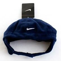 Nike Blue Fleece Winter Hat Toddler 2-4T  NWT - $19.79