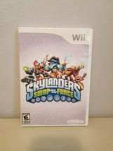 Skylanders Swap Force Wii Game No Manual - $8.62 CAD
