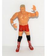 """7"""" Loose 2002 Jakk's Unchained Fury """"Billy"""" Action Figure WWE {6033} - $11.87"""