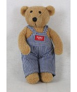 "OshKosh B'Gosh Eden Toys Vestbak Brown Plush Stuffed Animal Bear 11"" - $17.81"