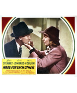 Made for Each Other Featuring James Stewart, Carole Lombard 11x14 Photo - $14.99