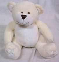 "Koala Baby SOFT CREAM TEDDY BEAR 6"" Plush STUFFED ANIMAL Toy - $15.35"