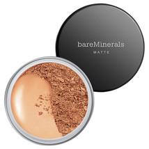 Bareminerals Matte Foundation Broad Spectrum SPF15 Neutral Ivory 06 0.21 oz / 6  - $24.58