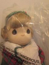 "Precious Moments 2000 christmas carol stocking  Doll  13"" - $34.65"