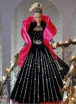 VINTAGE 1998 Happy Holidays Special Edition Barbie Doll New In Box - Rare - $82.87