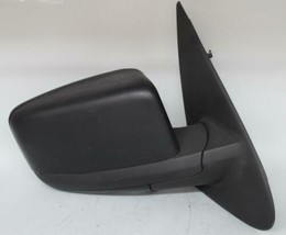 05 06 Ford Expedition Right Black Textured Passenger Side Power Door Mirror Oem - $94.04