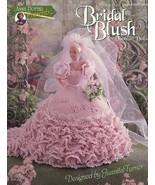 Bridal Blush For Barbie Annie's Crochet Pattern/Instructions Leaflet RARE - $8.07